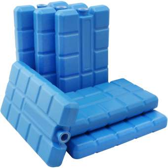 Kühlakku blau 200g 6x