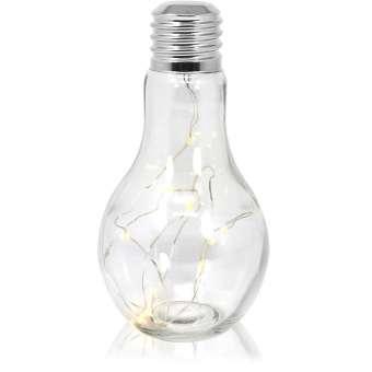 Glühbirne Glas 10LED