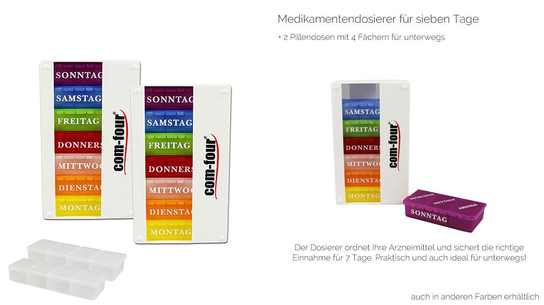 TOP Angebot Medibox weiß